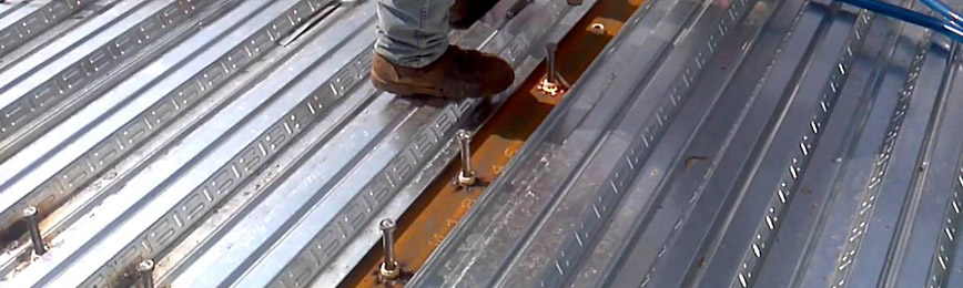 Leading Supplier of Metal Decking in UAE & Qatar