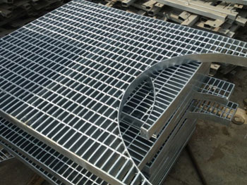 Electro Forged Steel Grating Supplier In Uae And Qatar