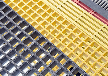 FRP / GRP Gratings in UAE