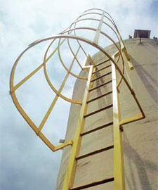 FRP Vertical Ladders Supplier in Kuwait and UAE