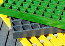 FRP / GRP Gratings
