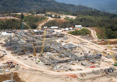 PNG LNG Project