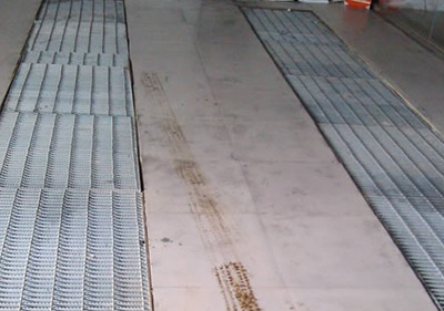 Heavy Duty Gratings, Tawazan Project