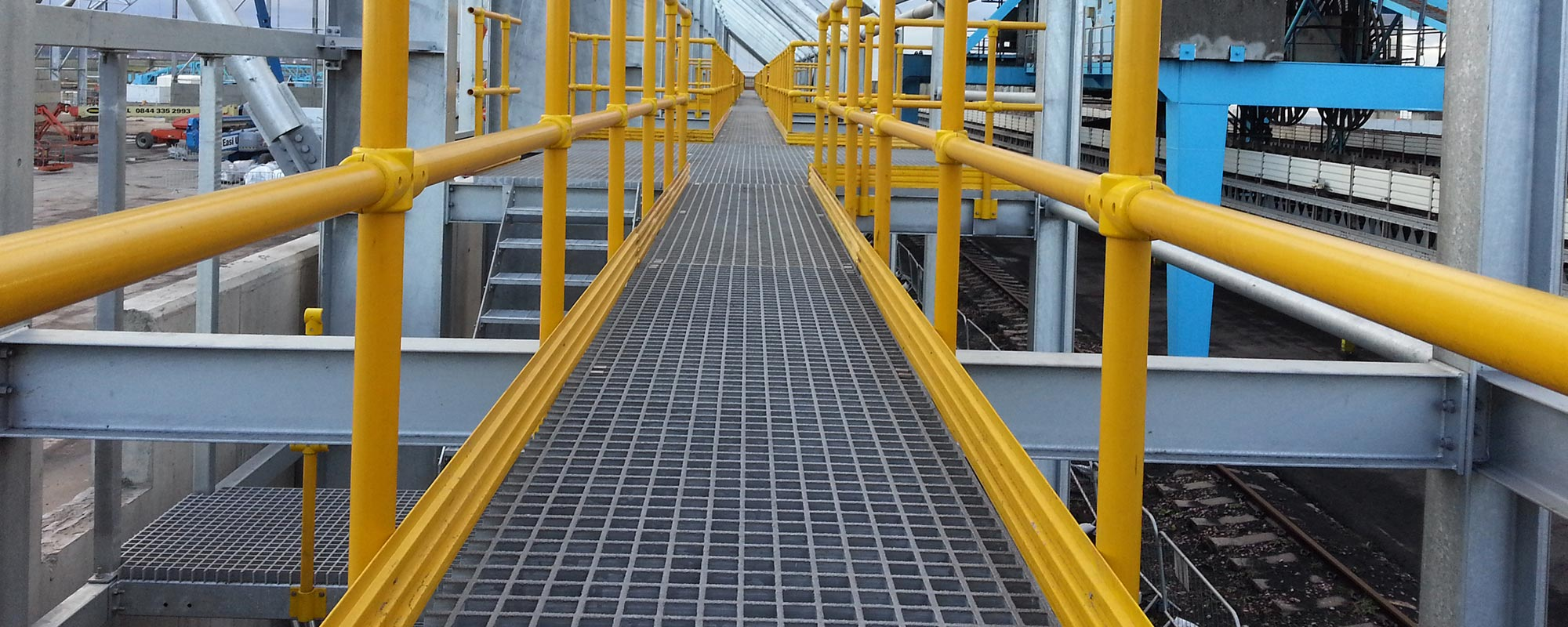 Platforms Gratings in Dubai, Abu Dhabi, UAE and Qatar