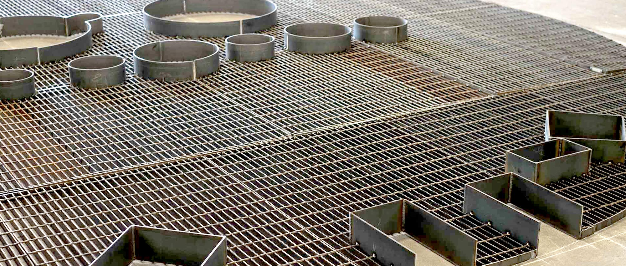 Steel Grating Supplier in Dubai, Abu Dhabi, UAE and Qatar